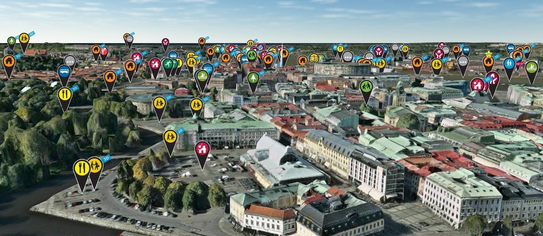 Min stad