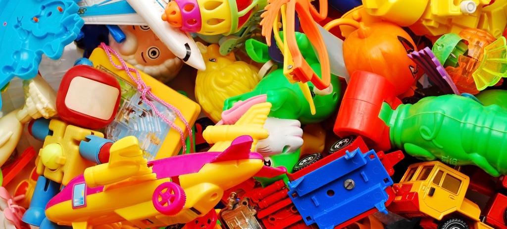 Plastleksaker