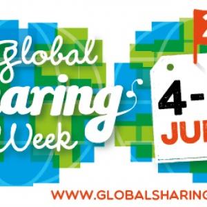 Logotyp för Global Sharing Week